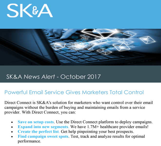 Powerful Email Service Gives Marketers Total Control