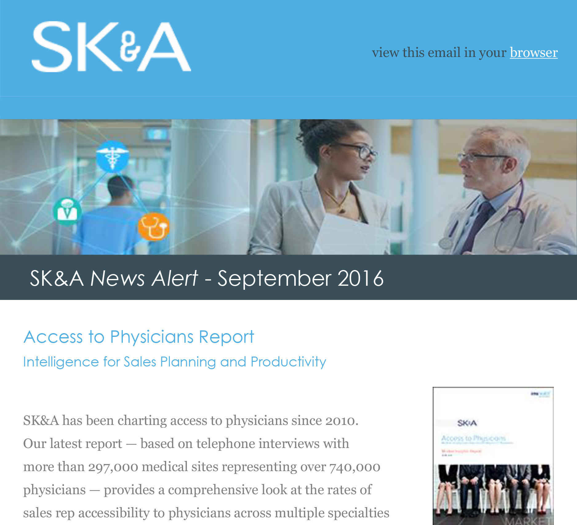 Access to Physicians Report