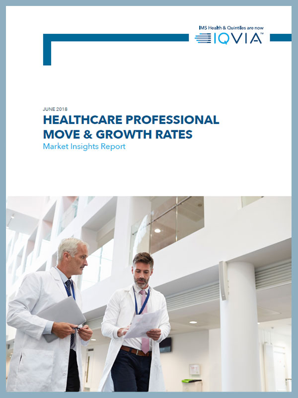 Healthcare Professional Move Rates