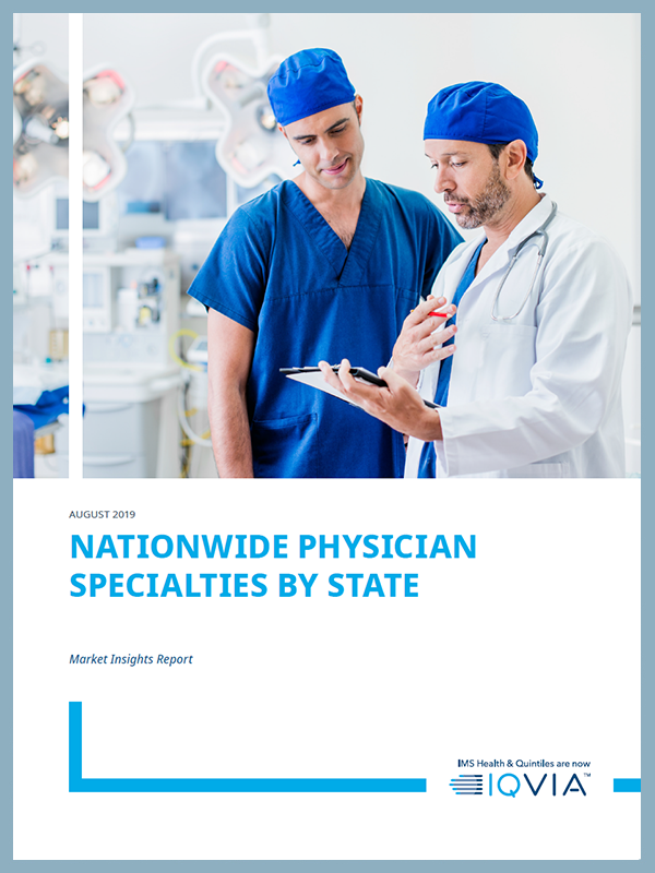 Physician Coverage by Specialty