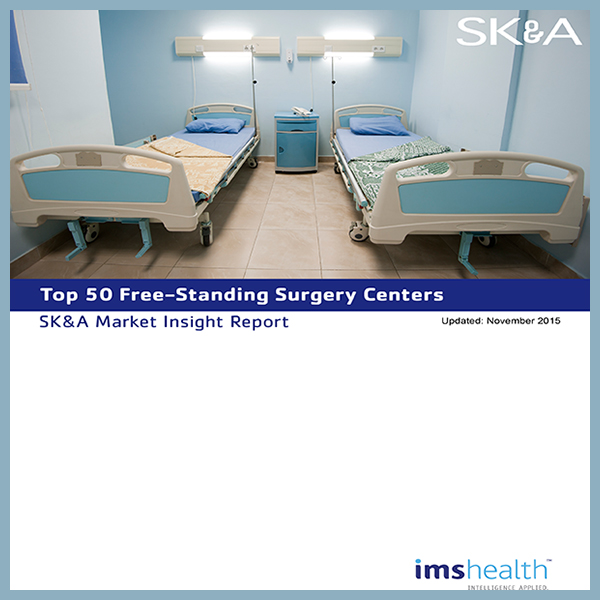 Top 50 Largest Surgery Centers