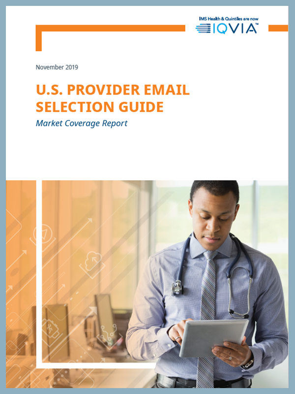Provider Email Selection Guide