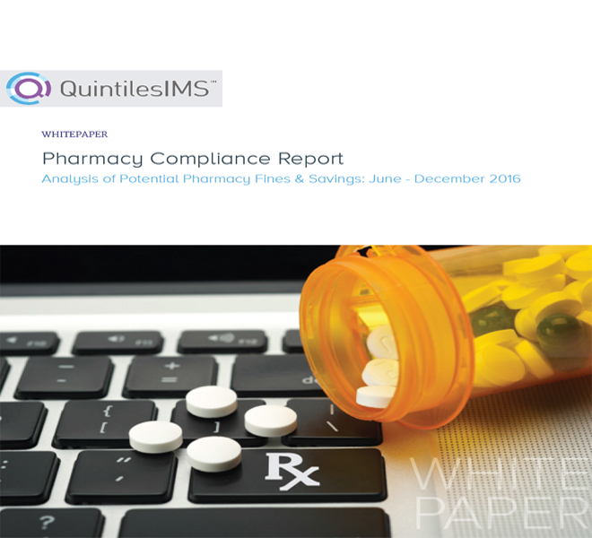 Pharmacy compliance report